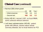 clinical case continued1