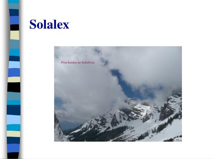 Solalex