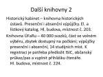 dal knihovny 2