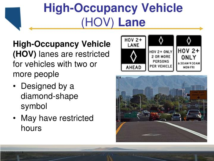 High-Occupancy Vehicle