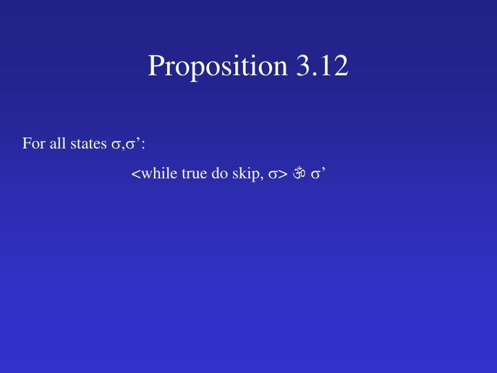 Proposition 3.12