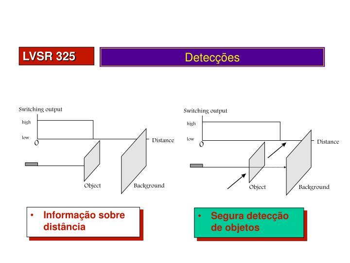 Detecções