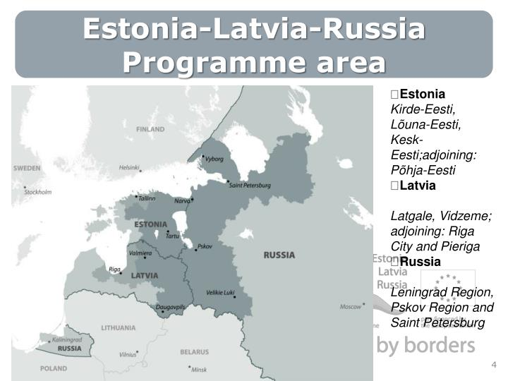 Estonia-Latvia-Russia
