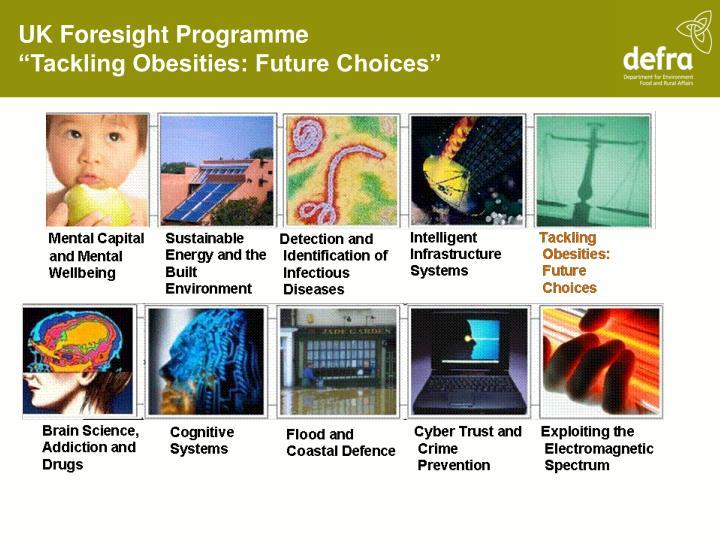 UK Foresight Programme