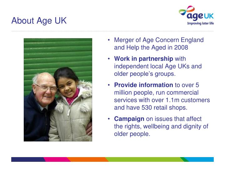 About age uk