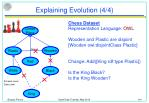 explaining evolution 4 4