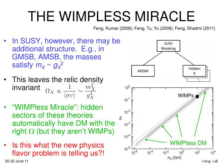THE WIMPLESS MIRACLE