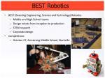 best robotics