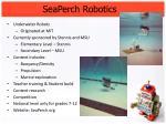 seaperch robotics