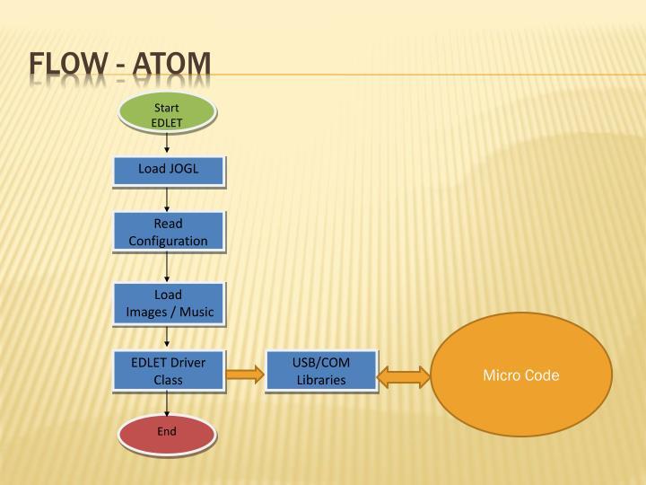 Flow - ATOM