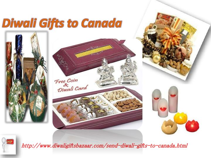 Diwali Gifts to Canada