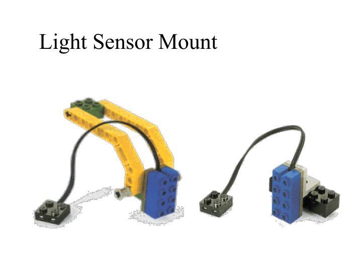 Light Sensor Mount
