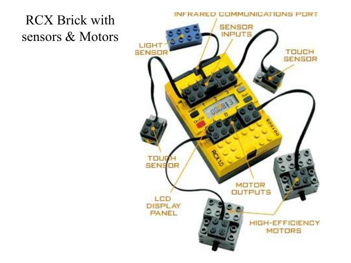 RCX Brick with