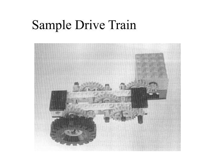 Sample Drive Train