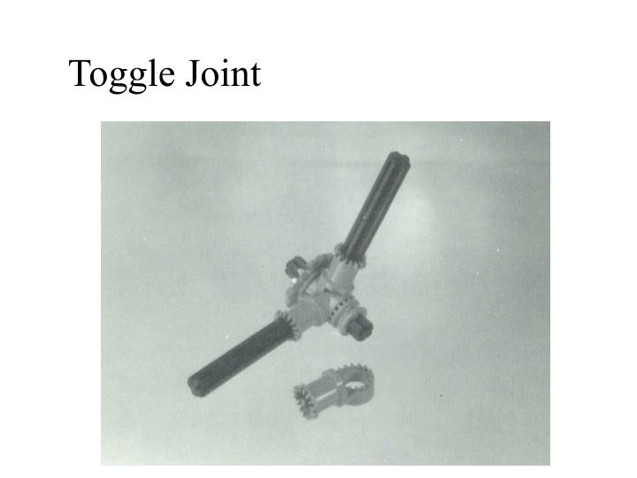 Toggle Joint