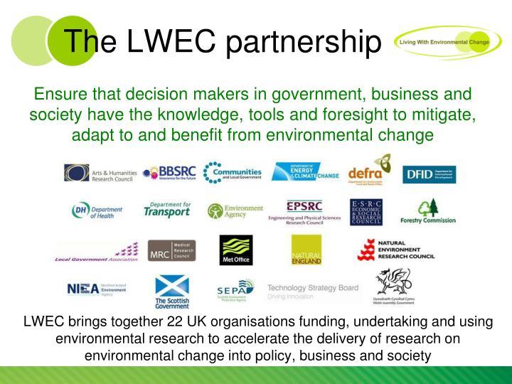 The lwec partnership
