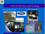 vehicle detection and tracking