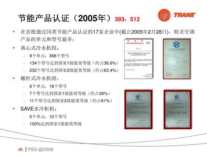 节能产品认证(