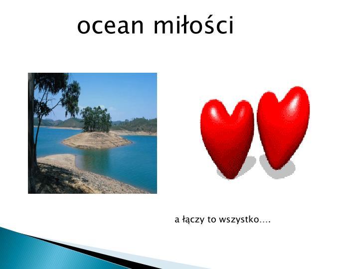 ocean miłości