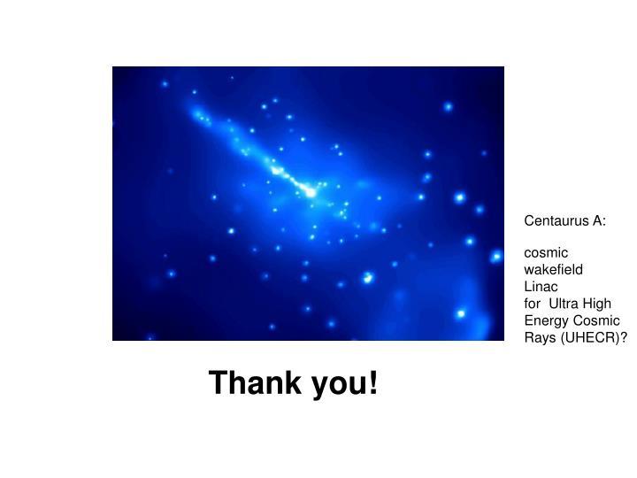Centaurus A: