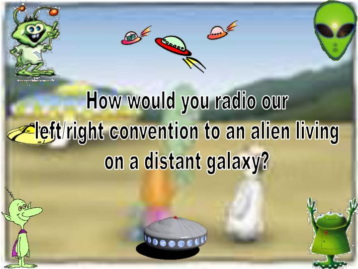 How would you radio our