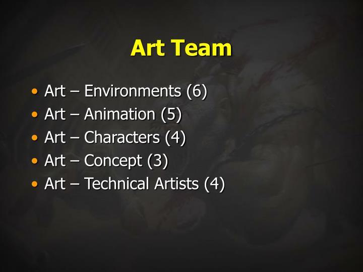Art Team