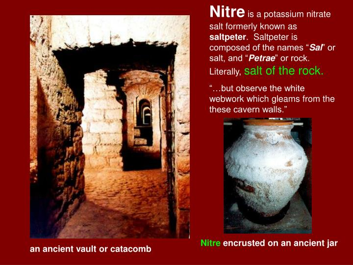 Nitre