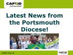 latest news from the portsmouth diocese