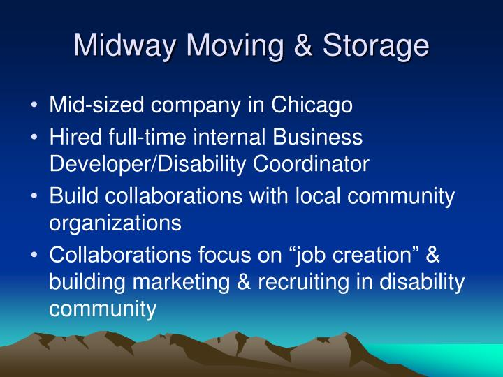 Midway Moving & Storage