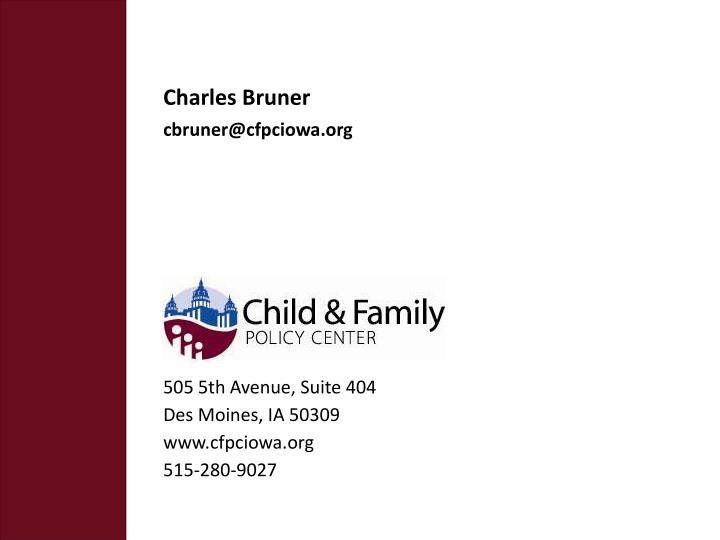 Charles Bruner