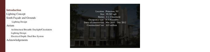 Location   Princeton, NJ