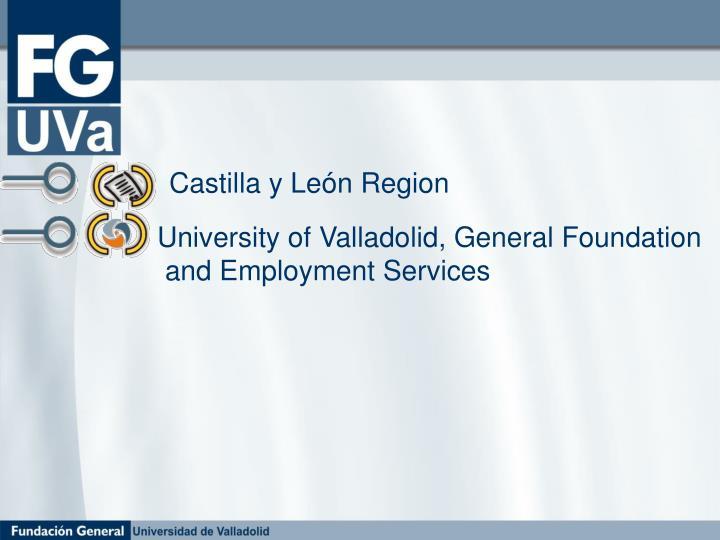 Castilla y León Region