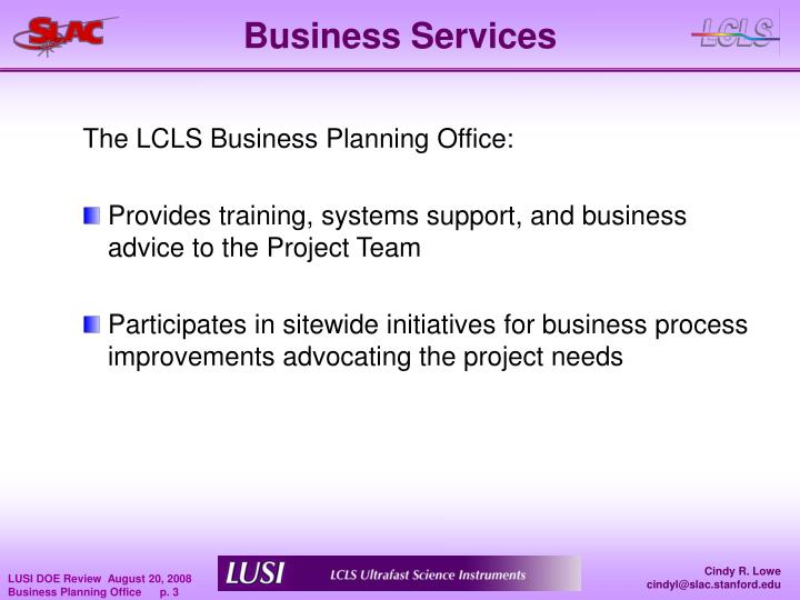 Business services1