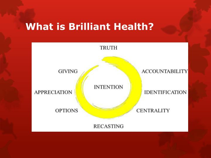 What is Brilliant Health?