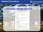 method procedures3