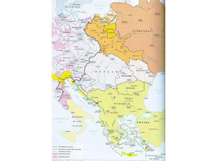 Reformation in poland i introduction ii preconditions to polish pluralism a size b diversity