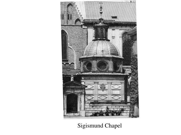 Sigismund Chapel