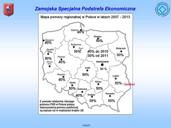Zamojska Specjalna Podstrefa Ekonomiczna