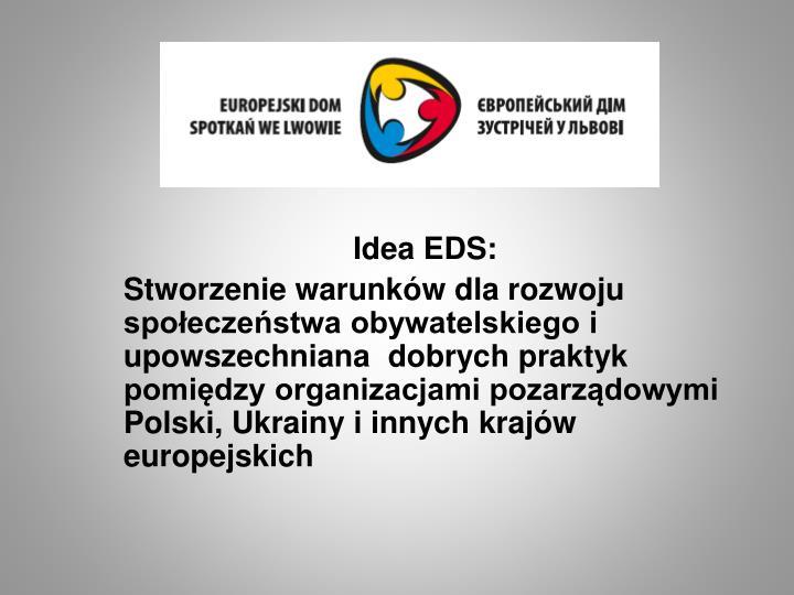 Idea EDS: