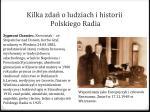 kilka zda o ludziach i historii polskiego radia