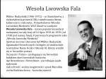 weso a lwowska fala1