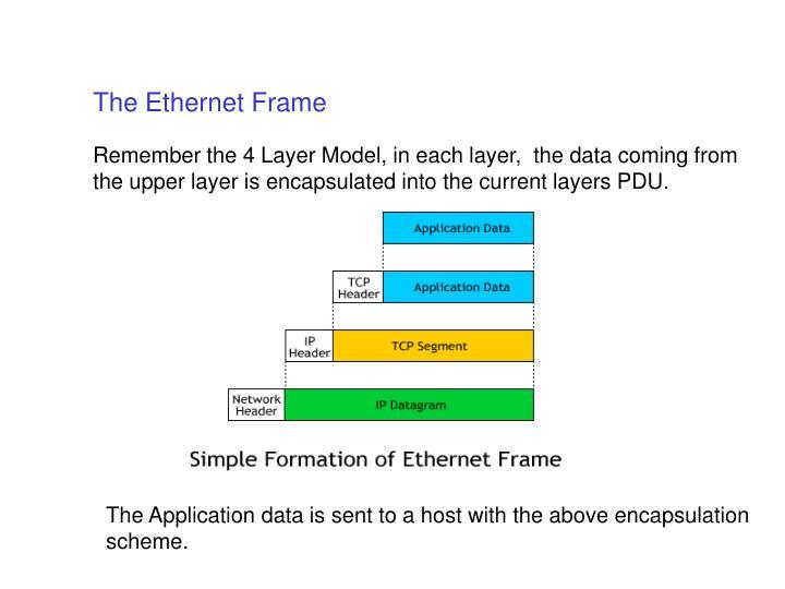 The Ethernet Frame