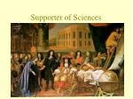 supporter of sciences