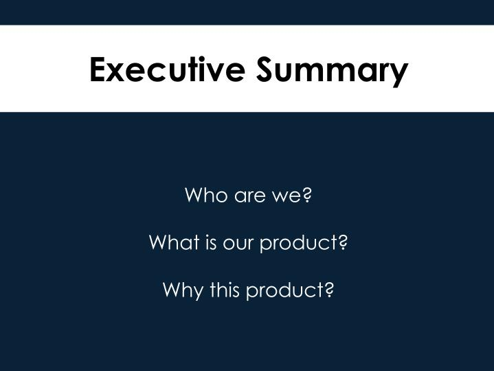 Who are we what is our product why this product