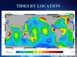 tides by location