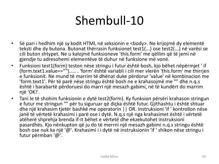 Shembull-10