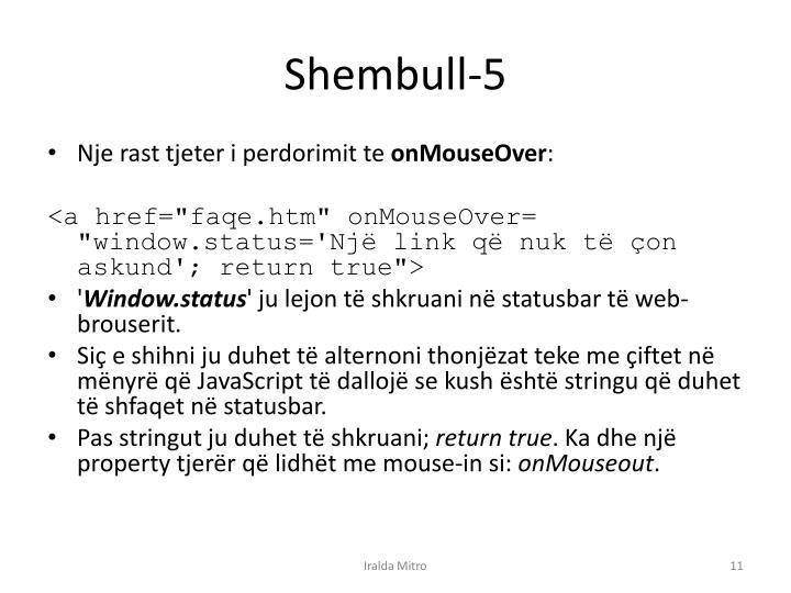 Shembull-5