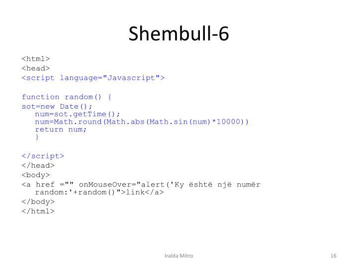 Shembull-6