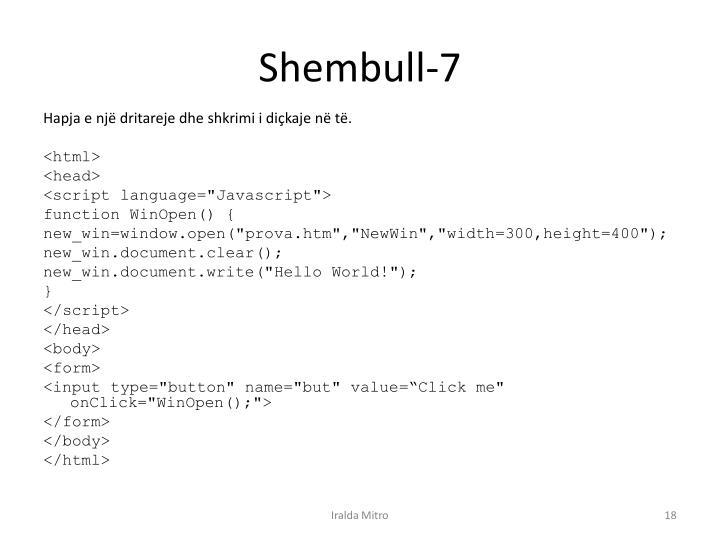 Shembull-7