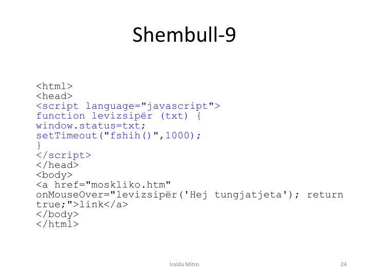 Shembull-9